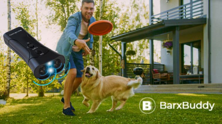 BarxBuddy ultrasonic training device